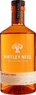 Personalised Whitley Neill Blood Orange Vodka engraved bottle