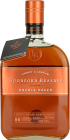 Personalised Woodford Reserve Double Oaked 70cl engraved bottle