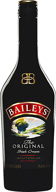 Personalised Baileys Irish Cream Liqueur 70cl engraved bottle