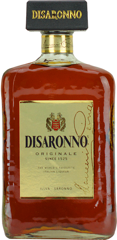 Personalised Disaronno Liqueur 70cl engraved bottle