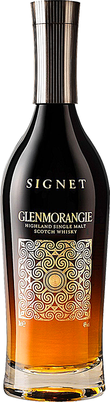 Personalised Glenmorangie Signet Whisky 70cl engraved bottle
