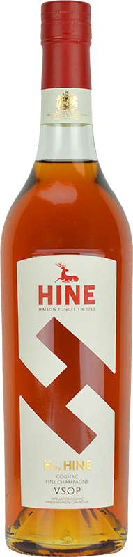Personalised H by Hine VSOP Cognac 70cl engraved bottle