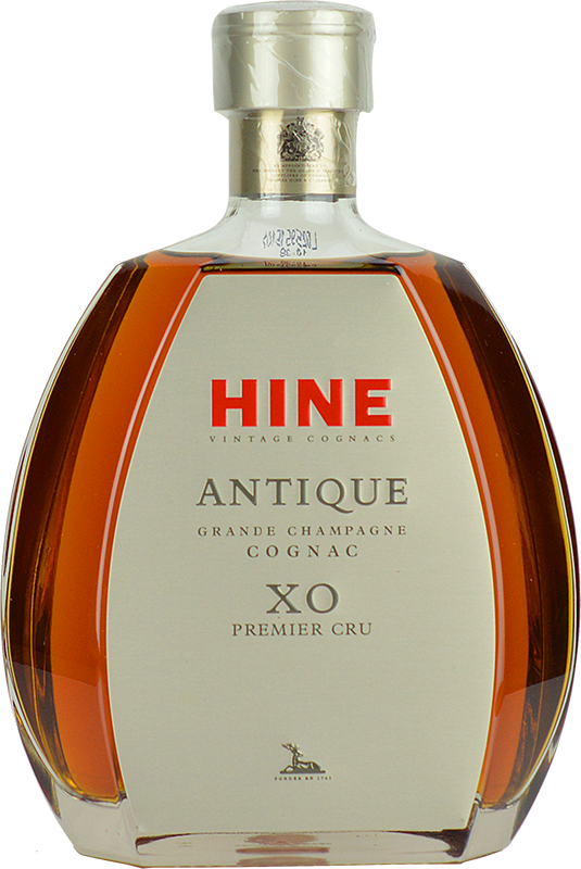 Personalised Hine Antique XO Cognac 70cl engraved bottle
